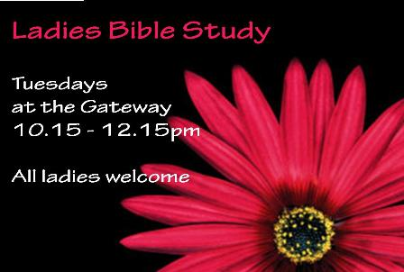 Ladies Bible Study sm